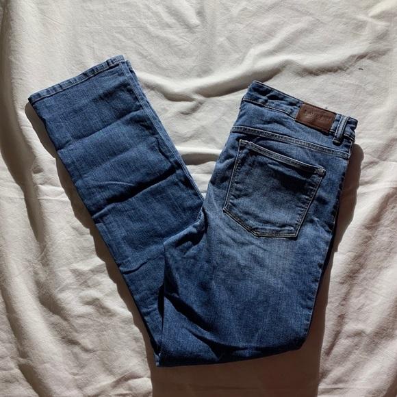 "Ralph Lauren Size 12 Jeans Inseam 31"" Cotton Blend"